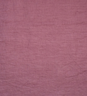 Linen fabric purple pink (stonewash)