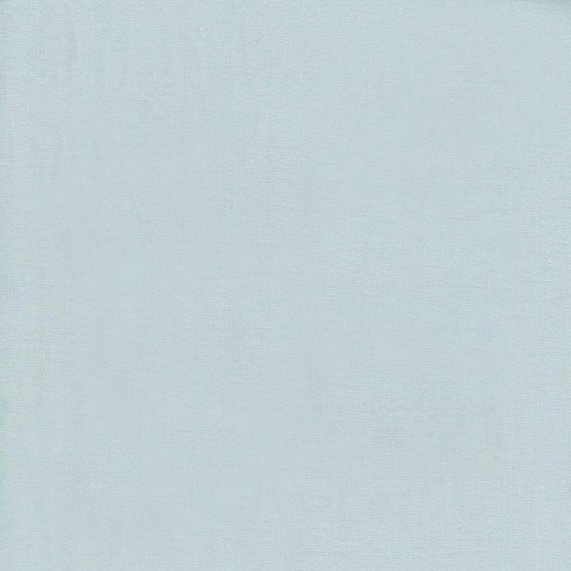 Õhem puuvillatrikotaaž pastelne helesinine (200g) GOTS