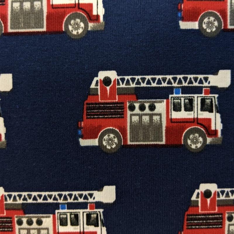 Puuvillatrikotaaž tuletõrjeautod