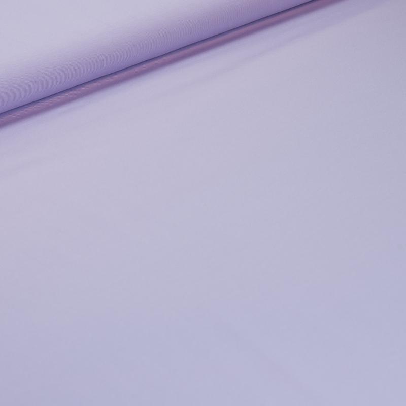 Puuvillatrikotaaž helelilla (230g)