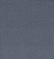 Õhem puuvillatrikotaaž hallikas sinine (210g) GOTS