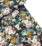 Digiprint cotton jersey baroque