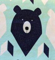 Dressikangas (uhutud) geomeetrilised karud