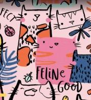 Dressikangas feline good roosal