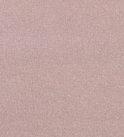 Glittering brushed french terry old pink