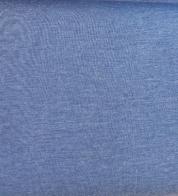 Meriinovill interlock mahe sinine (180g)