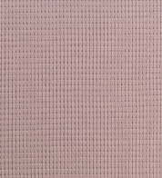 Cotton waffle knit light old pink