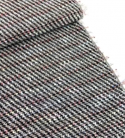 Luxurious tweed (buklee) dark green