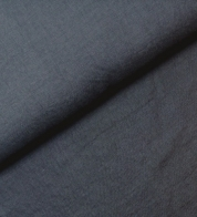 Linen fabric granite gray (stonewash)