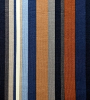 Modal jersey fabric retro stripes