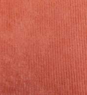 Corduroy striped old pink