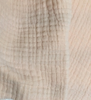 Double gauze (muslin) white 3 layers