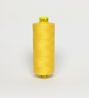Sew all thread Gütermann (1000 m) dark mustard yellow