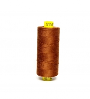 Sew all thread Gütermann (1000 m) dark mustard yellow
