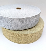 Glitter elastic band 40 mm