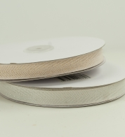 Puuvillane vitselpael sädelusega 15 mm