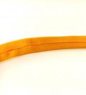 Jersey bias binding dark yellow