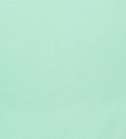 Puuvillatrikotaaž hele mündiroheline (220g)