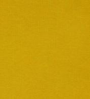 Õhem puuvillatrikotaaž kuldne kollane (200g) GOTS